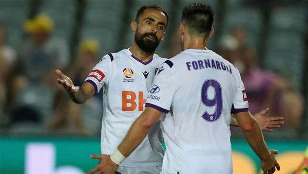 Perth end 2019 with win over Mariners