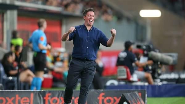 Fowler feeling good as Roar find form