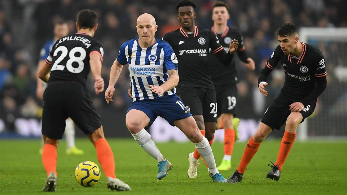 Brighton in no rush to sign up Mooy