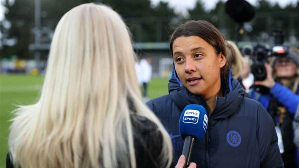 'Kerrse broken?': Kerr scores again as Chelsea maul Matildas duo