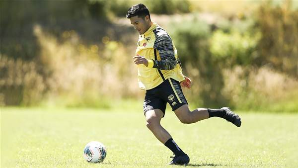 Davila torn by leaving Mexico for A-League