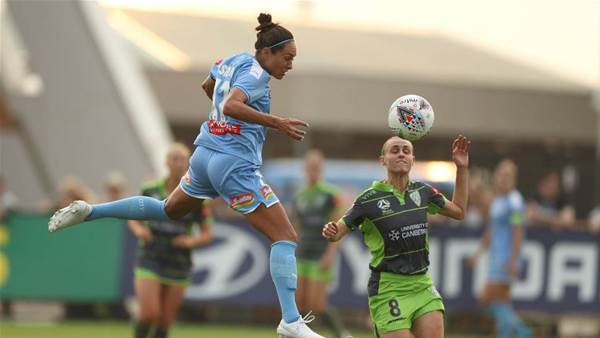 Melbourne City vs Canberra United Player Ratings