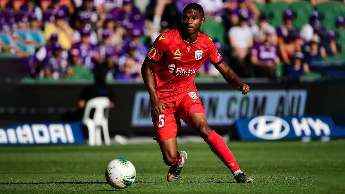 Adelaide's Maria departs A-League