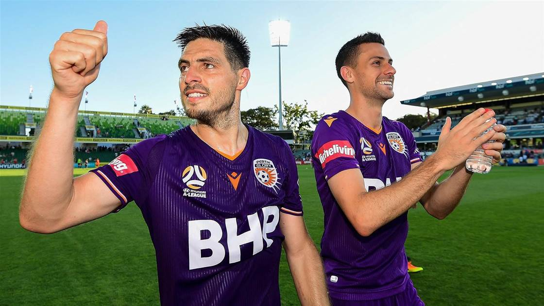 Fornaroli: We have the Grand Final in sight