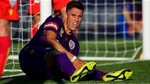 Glory's Ikonomidis cleared of knee injury