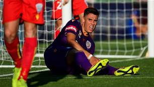 'We all felt he was fine...'Glory sweating on Ikonomidis injury