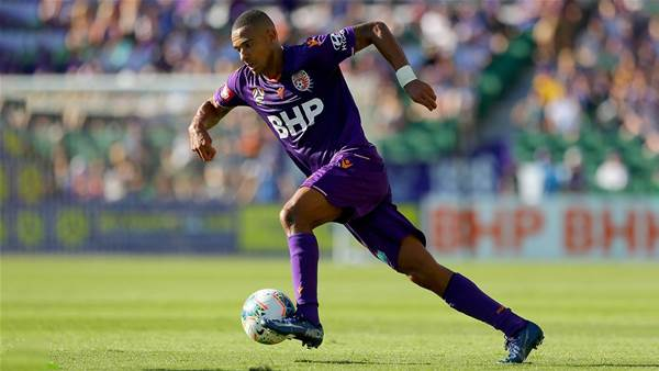 Meredith almost quit - now he's  targeting a Socceroos recall