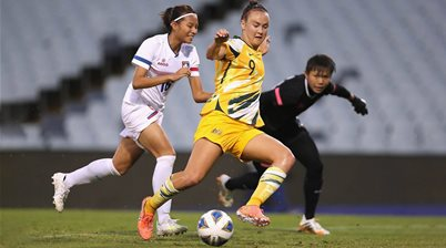 Matildas' Foord ready to shoot for Gunners