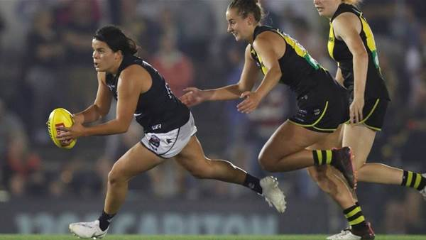 AFLW Young Guns Countdown: No. 1 Maddy Prespakis