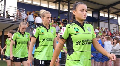 Then there were five: Canberra's W-League hopes dissolve
