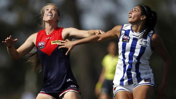 Go and watch! The must-see AFLW games of 2020