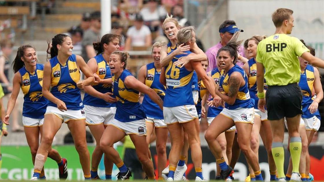 Good and bad omens as West Coast fail first consistency test