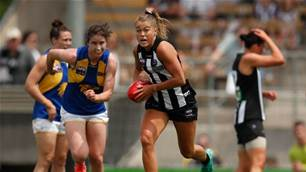 Irish invasion signals AFLW's place among world's best female leagues