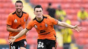 Wenzel-Halls makes A-League case for Roar