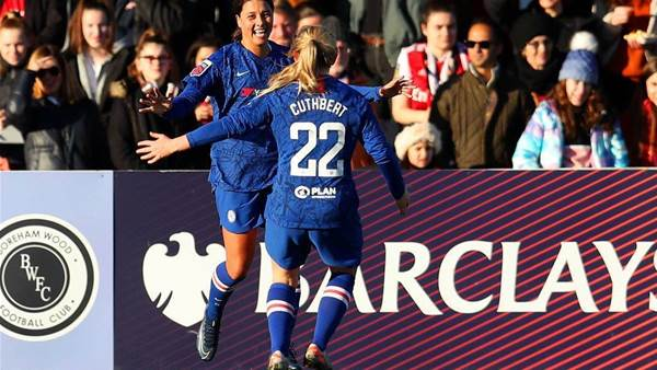Matildas Abroad: Headers Galore!