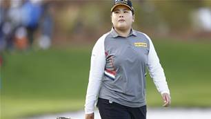 Park's bid for 20th LPGA Tour win sinks in playoff