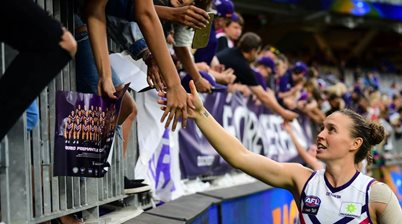 High hopes for the future of AFLW