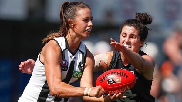 AFLW Young Guns Countdown: No. 4 Chloe Molloy