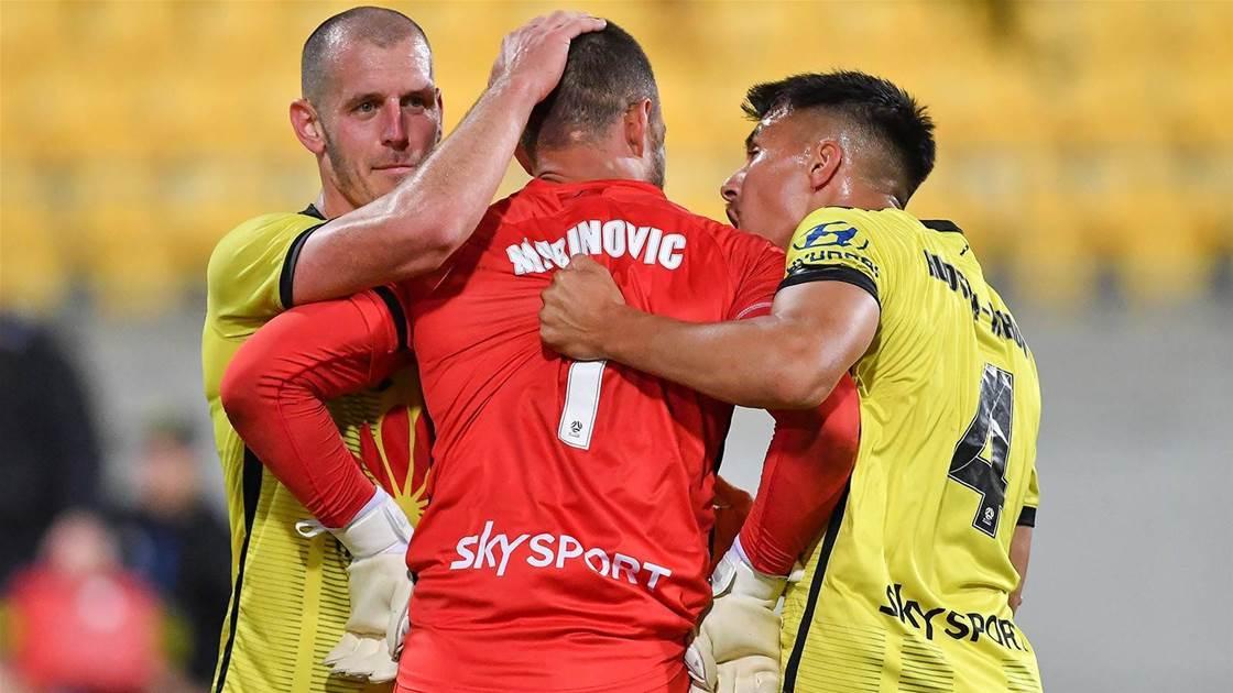 Injured Jet 'devastated' as Phoenix win