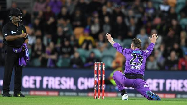 Thunder Undone by Short in Hobart