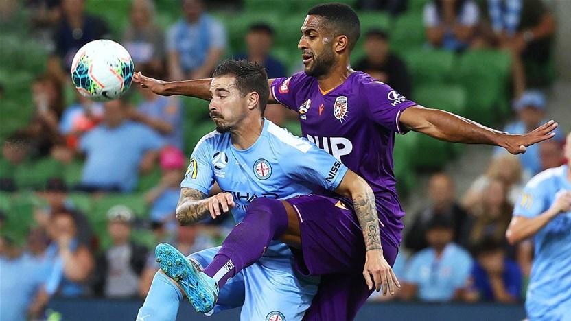 Three things from City v Perth