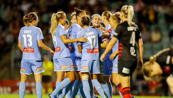 'It's a special moment': Melbourne City crowned W-League Premiers undefeated