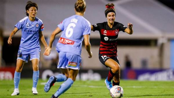 'Hungrier' Middleton ready to become W-League star