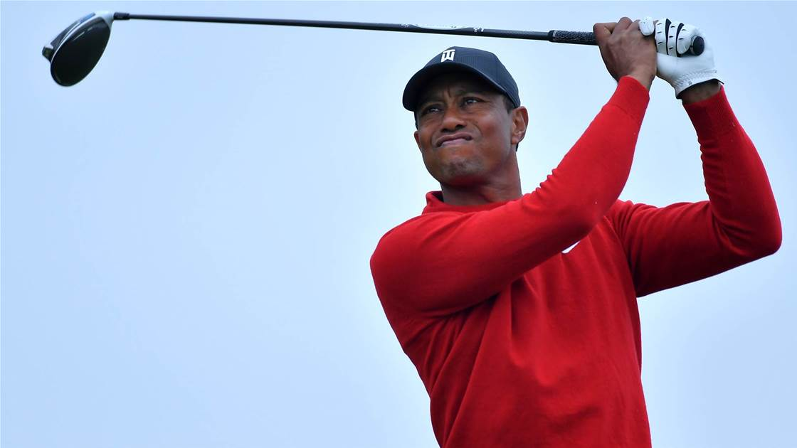Tiger approached about Premier Golf League