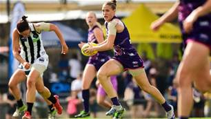 Watch! Top 10 AFLW plays of 2020