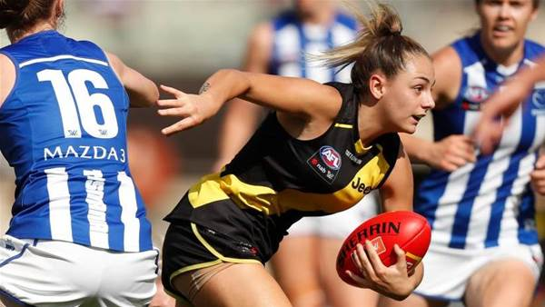 AFLW Young Guns Countdown: No. 6 Monique Conti