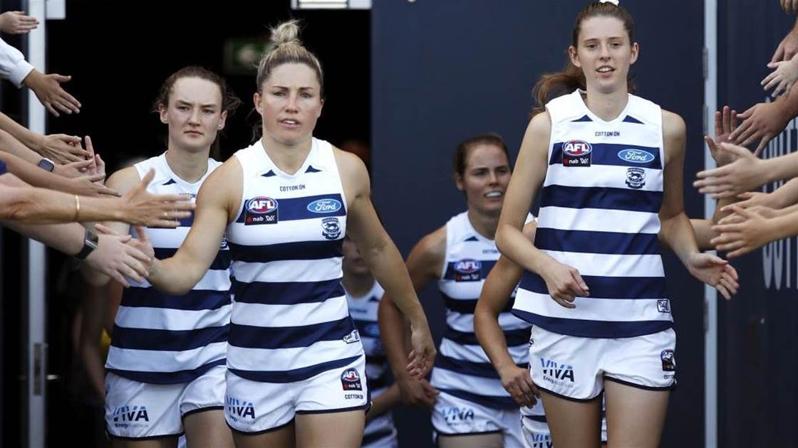 Who is passing the torch? AFLW players retiring in 2020