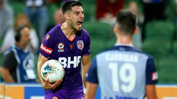 Heat on refs to give Fornaroli a break