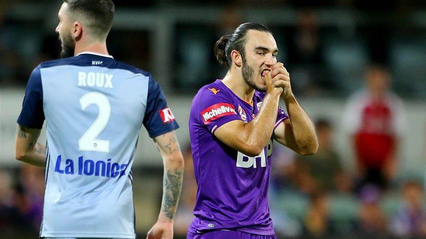 D'Agostino heroics earn Glory late draw
