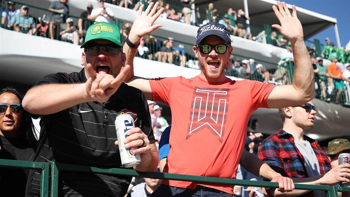 Morri: Why the Phoenix Open has nothing to do with golf