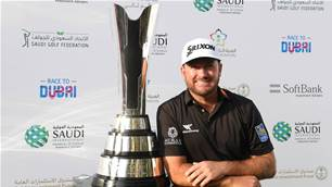 McDowell claims Saudi International title