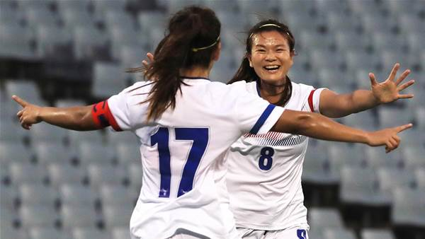 Taiwan beat Thais in Olympic qualifier