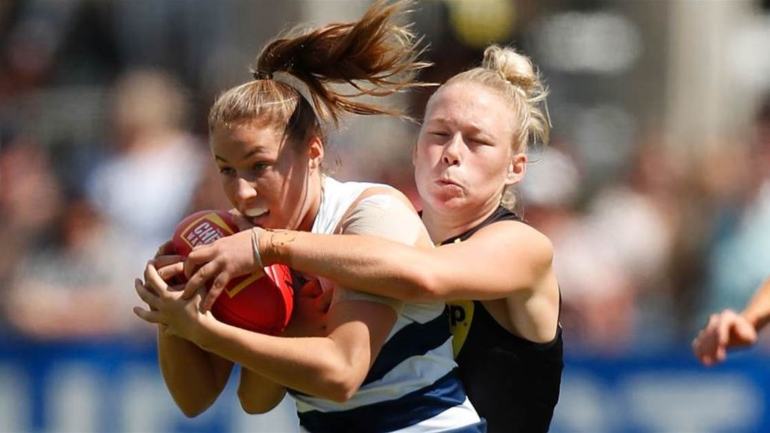 AFLW Young Guns Countdown: No. 10 Olivia Purcell
