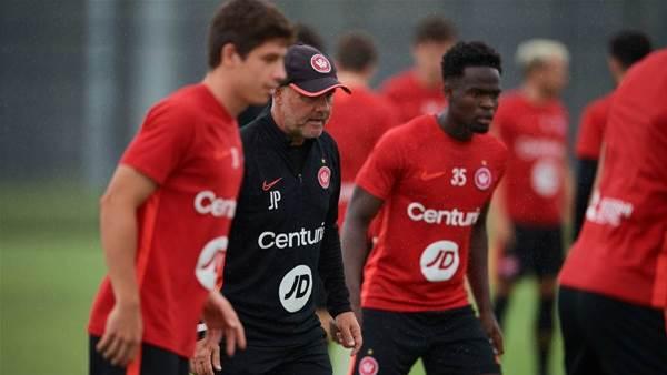 De Marigny believes he's building a Wanderers identity