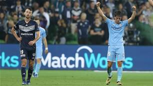 Berenguer delivers City A-League derby win