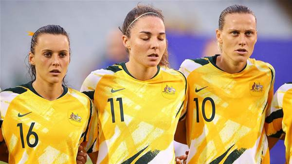 Ruthless Matildas aim to keep the heat on Thailand