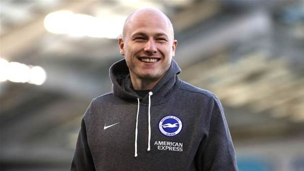 Mooy named as Brighton's MVP