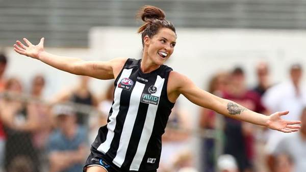 Best AFLW Moments of 2020