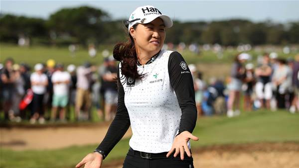 Women's Aus Open: No pressure, Minjee