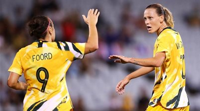 Old predators re-emerge as Matildas maul Thailand