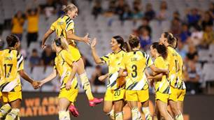 Matildas Player Ratings vs Thailand