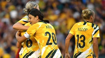 Infantino excited to see WWC in Aust-NZ