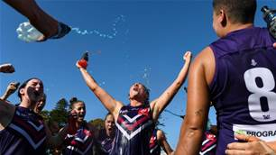 'She's dominating': AFLW Social Wrap Round 5