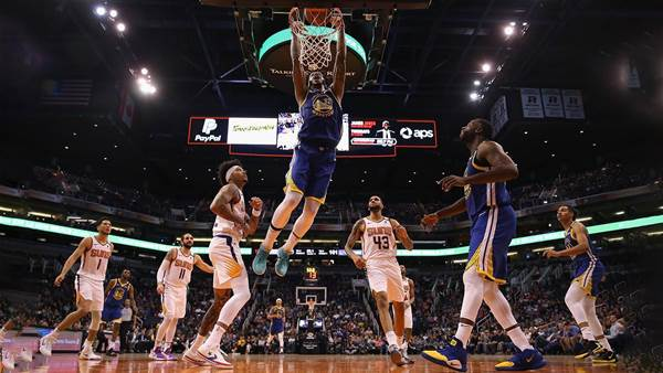 NBA Season Review: Warriors, Wolves and Cavaliers