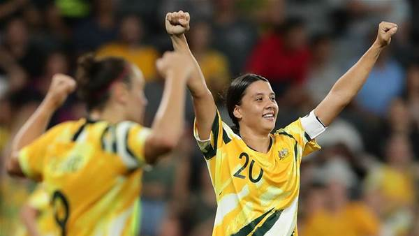 World's biggest countries following FFA's Matildas lead