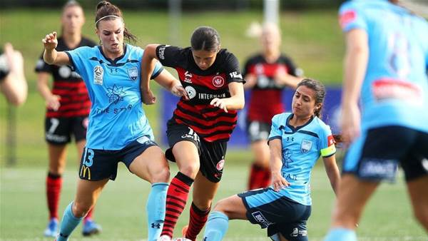 W-League's new star praises Future Matildas as her route to 2023